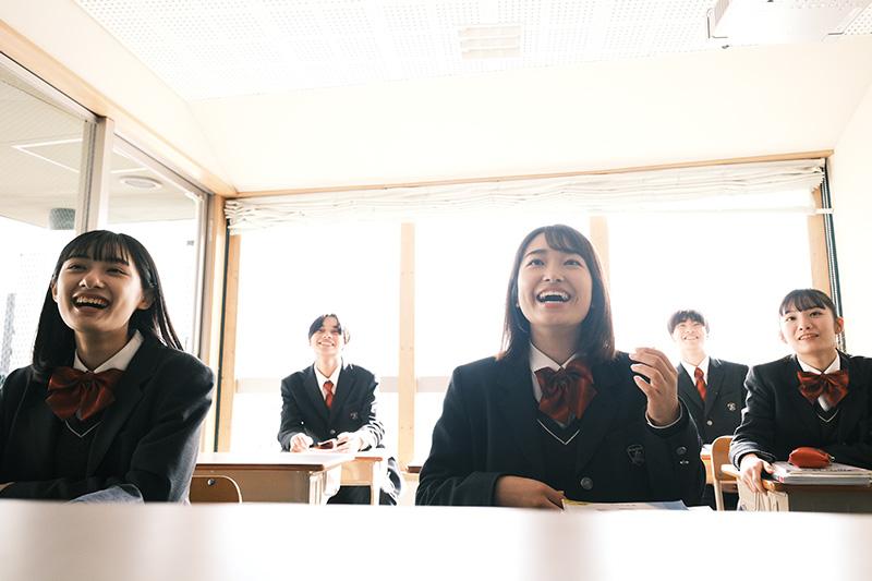 全日(通学)スタイル