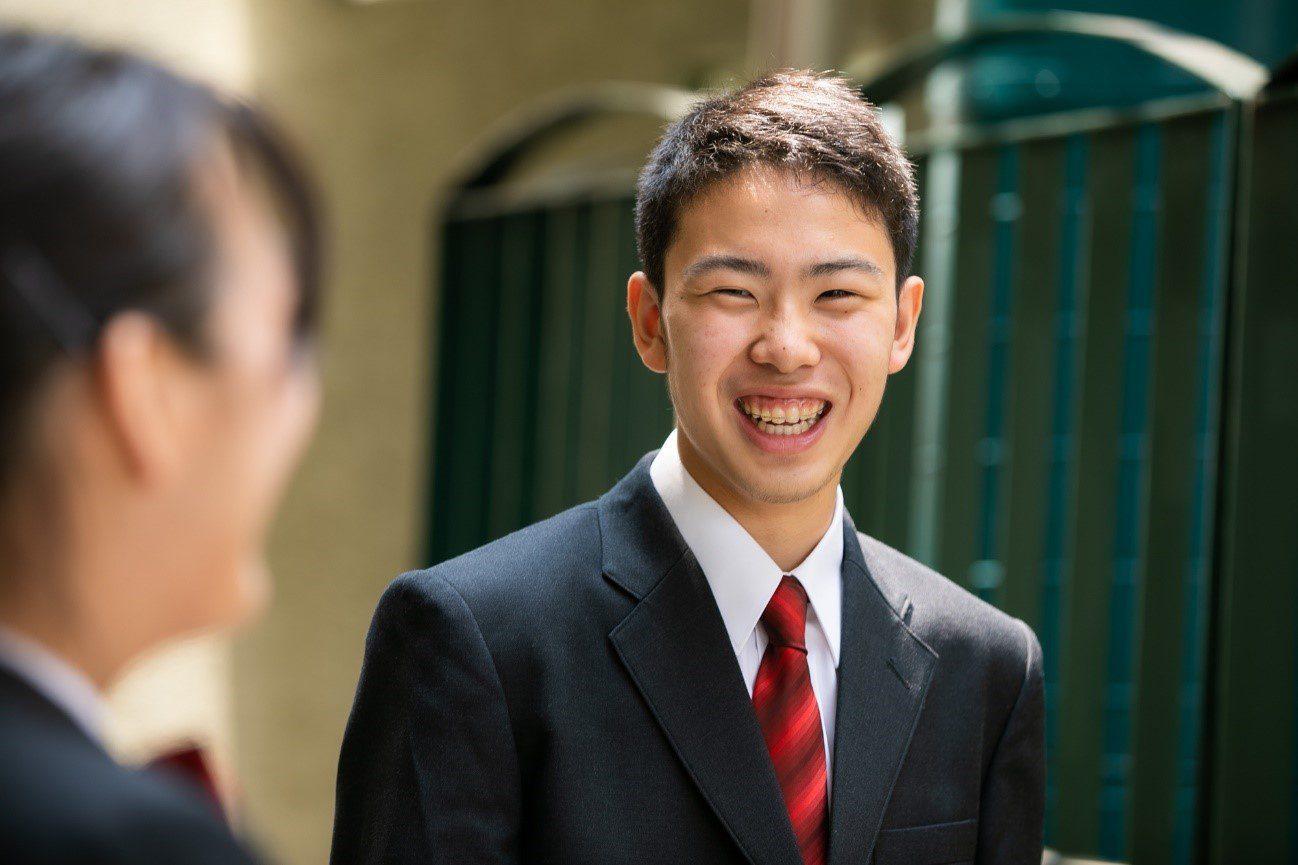 入学後のID学園について、ID学園高校の第1期生に聞きました。