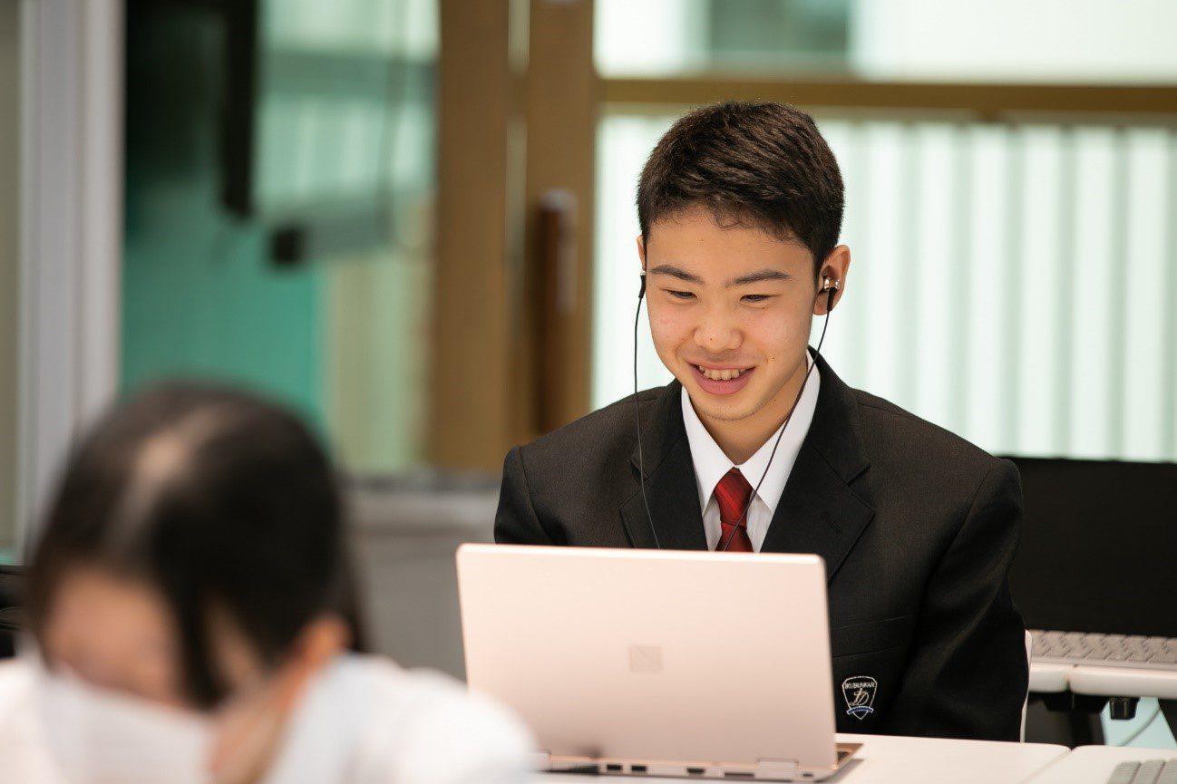 入学後のID学園について、ID学園高等学校の第1期生に聞きました。
