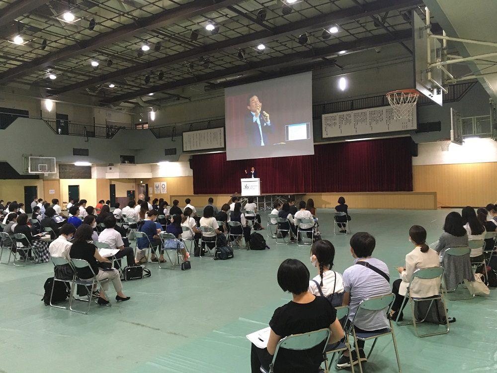 8/22 夏のスペシャル学校説明会 開催報告